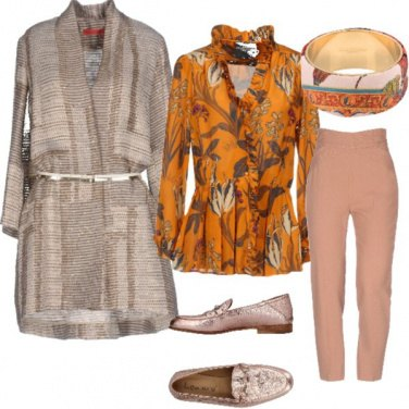 Outfit Maxicardigan
