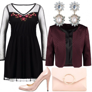 Outfit Lieve fine d\'anno