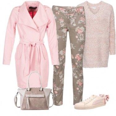 Outfit Svelta, comoda e calda