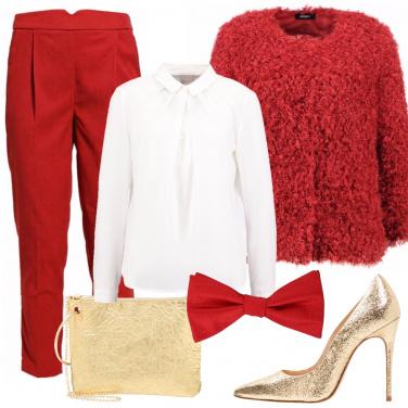 Outfit Capodanno spumeggiante