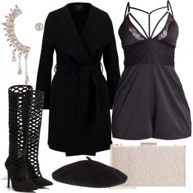Outfit La tentazione è femmina