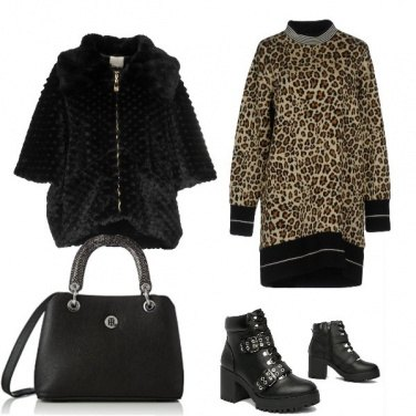 Outfit Tofly_animalier trendy