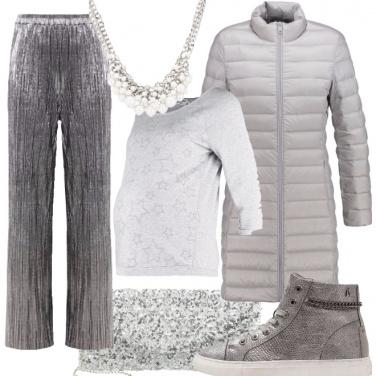 Outfit Capodanno in tre