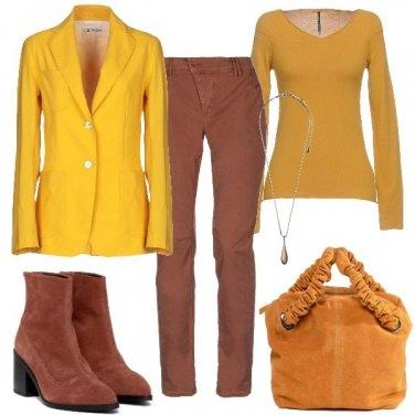 Outfit La borsa morbida