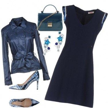 Outfit Vernice e pvc