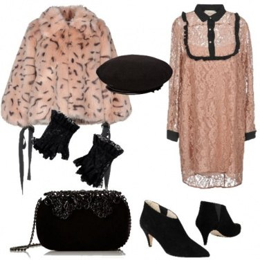 Outfit Stile parigino in dolce attesa