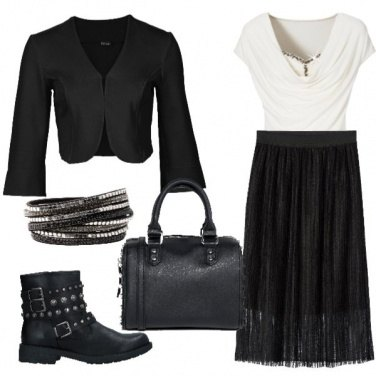 Outfit Rockin\' girl