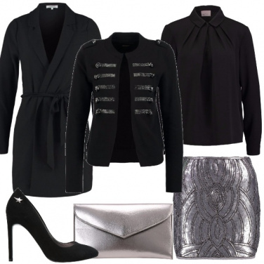 Outfit Stella d\'argento