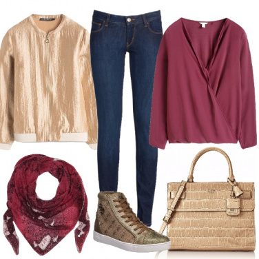 Outfit Dinamica