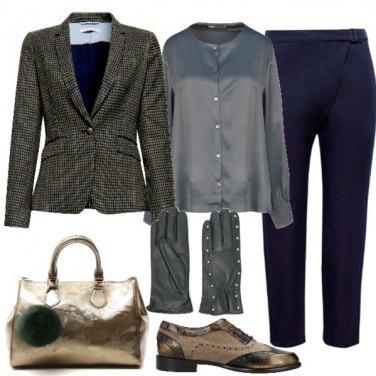Outfit Un po\' british