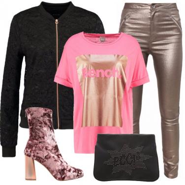 Outfit Abbinamenti inconsueti