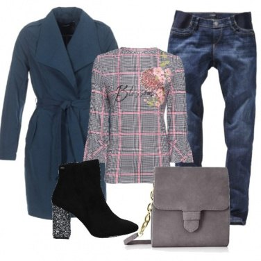 Outfit Facile Con i jeans