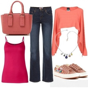Outfit Vitamine