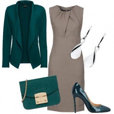 Outfit In ufficio con eleganza