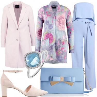 Outfit Romantiche nozze d\'argento
