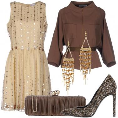 Outfit Raffinatezza brillante