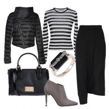 Outfit Nelle giornate più fredde