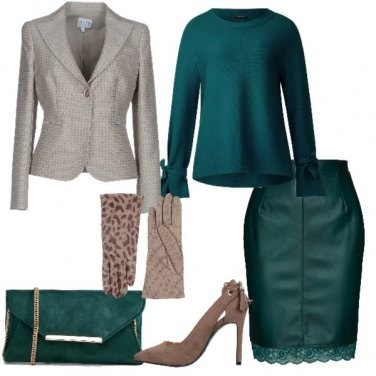 Outfit Soffio autunnale