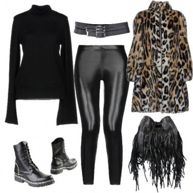 Outfit Animalier 6
