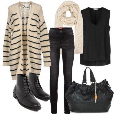 Outfit Righe per tutte le stagioni