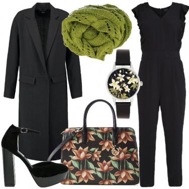 Outfit Una romantica raffinata