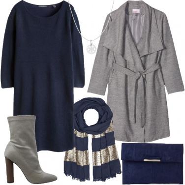 Outfit Paillettes di giorno