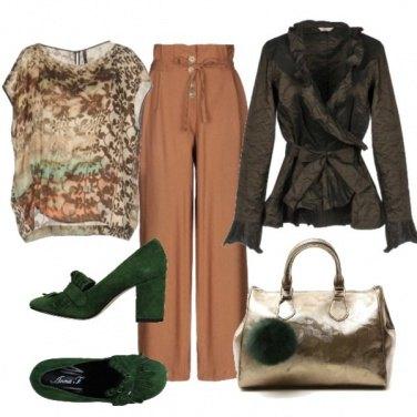 Outfit Affinità di colori