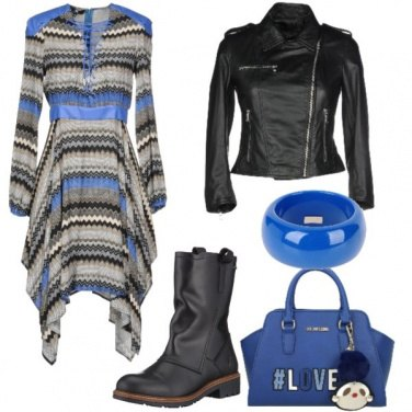 Outfit SCuola chic
