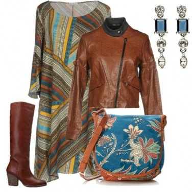 Outfit Etnico #3355