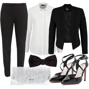 Outfit Smoking a Capodanno