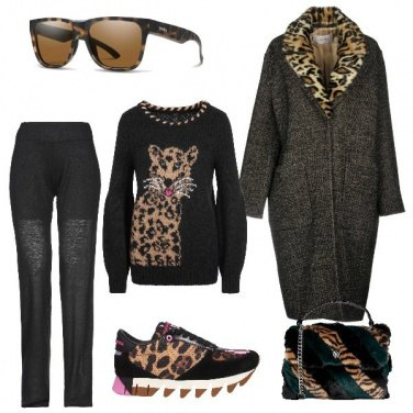 Outfit Tiger style