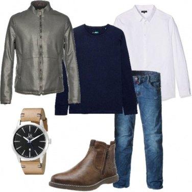 Outfit Bonton al maschile