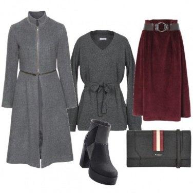 Outfit Tendenze e sovrapposizioni di stile
