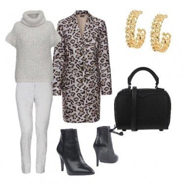 Outfit Pronta per il freddo