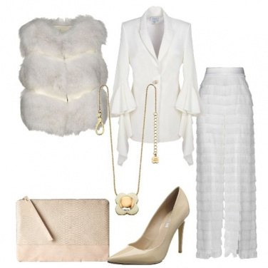 Outfit Notte bianca