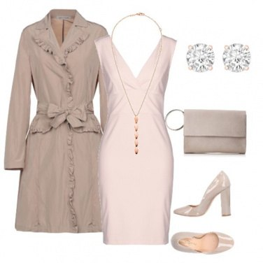 Outfit Delicate pink