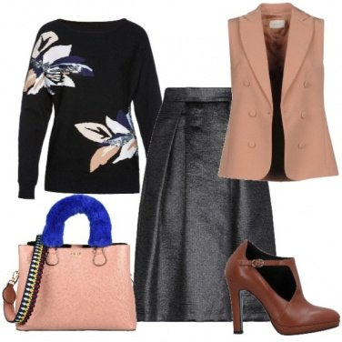Outfit Weekend chic