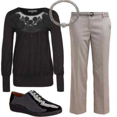 Outfit Una perfetta padrona di casa