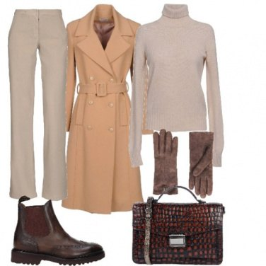 Outfit Copriamo dal freddo