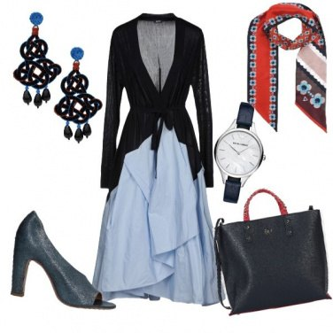 Outfit Dolce domenica d'autunno