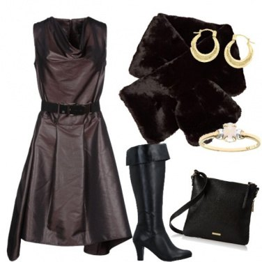 Outfit Chocolate