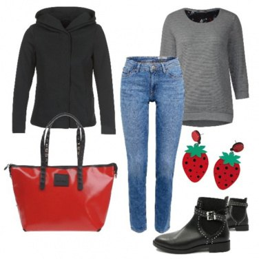 Outfit Fragole d\'inverno