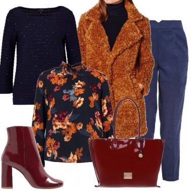 Outfit Inverno romantico