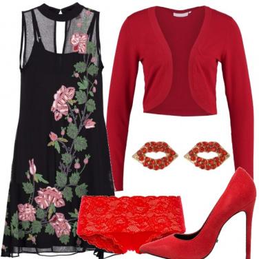 Outfit Romantico Capodanno con sorpresa