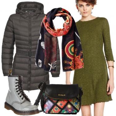Outfit Con gli accessori abbinati