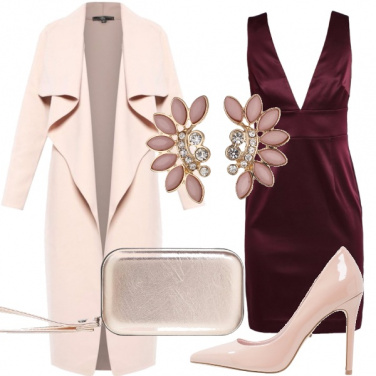 Outfit Il rosa chiaro
