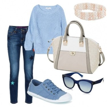 Outfit Urban #8035
