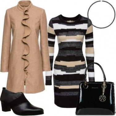 Outfit L\'inverno in ufficio