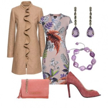 Outfit Winter flowers