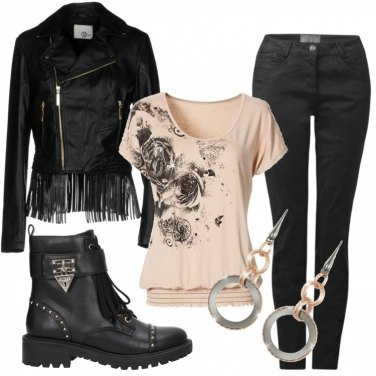 Outfit #SoftRock